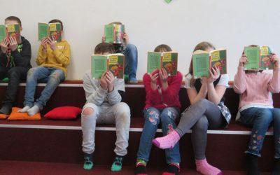 Bücherwurm – Lese AG